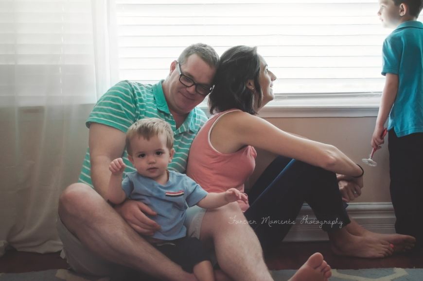 Forever Moments Photography family lifestyle Session Roseville-5
