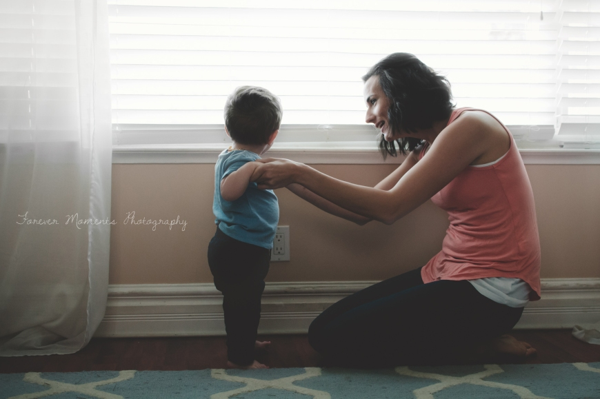 Forever Moments Photography family lifestyle Session Roseville