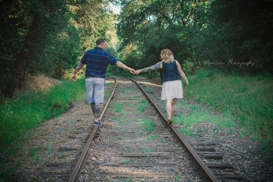 Forever Moments Photography Engagement Session Folsom CA-4