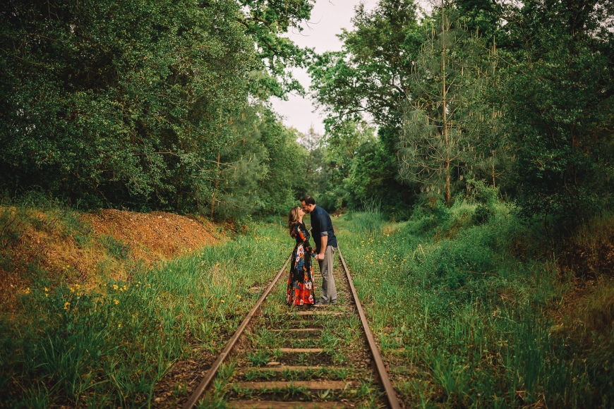 Forever Moments Photography Engagment Photography Folsom CA Brittany and Grant -1