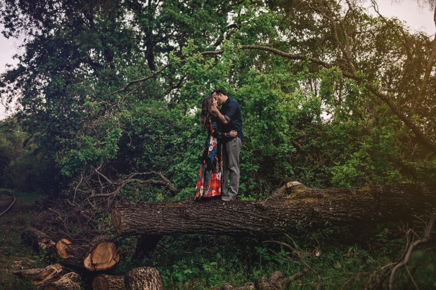 Forever Moments Photography Engagment Photography Folsom CA Brittany and Grant -3