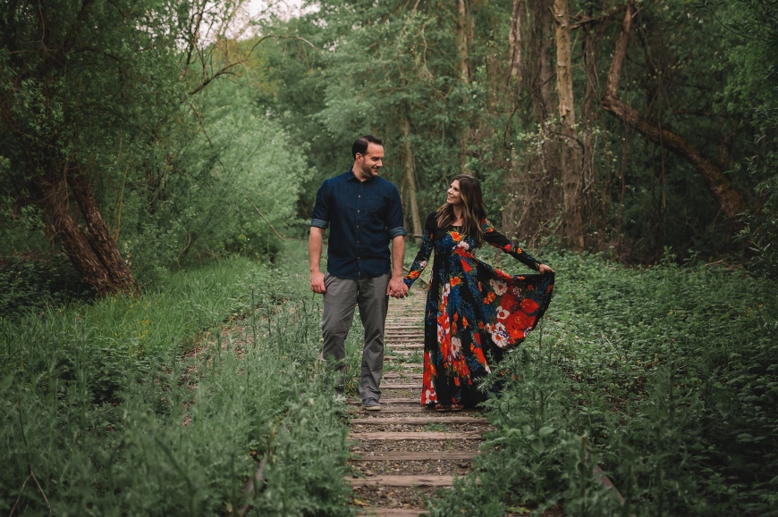 Forever Moments Photography Engagment Photography Folsom CA Brittany and Grant -5